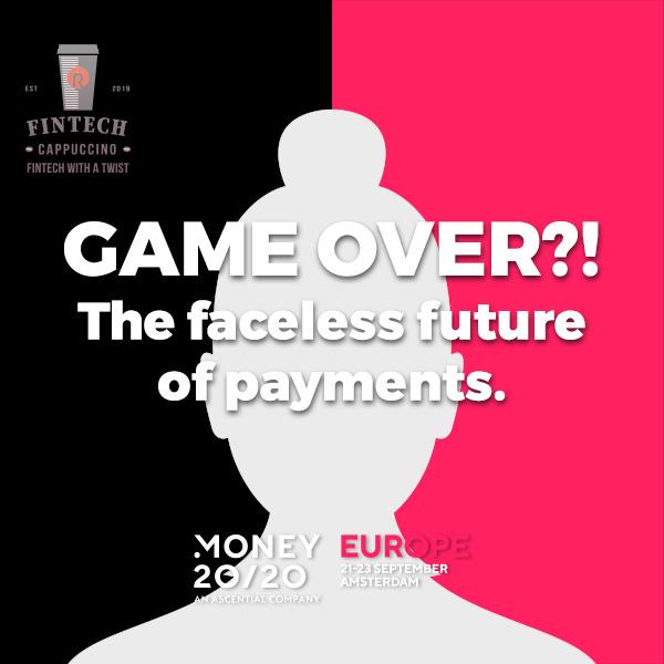 Fintech Cappuccino @Money2020 Europe -